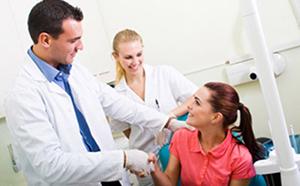 examen dentaire dinan